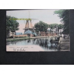 Weesp 1905 - Molen Het Anker