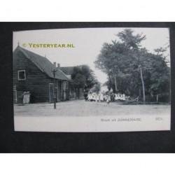Zonnemaire ca. 1910 - dorp