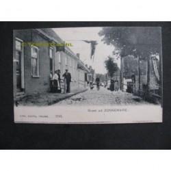 Zonnemaire ca. 1910 groet uit - dijk