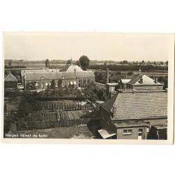 Herpen 1950 - vanuit de lucht - panorama