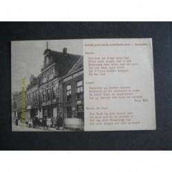 Coevorden 1917 - Antieke gevel