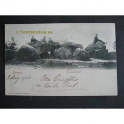 Emmen 1904 - Hunebedden