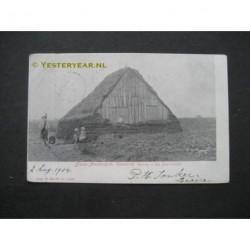 Nieuw Amsterdam 1904 - Veenoord woning Dennenakker