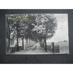 Balk 1915 - weg van Balk naar Harich