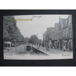 Leeuwarden ca. 1905 - Nieuwstad