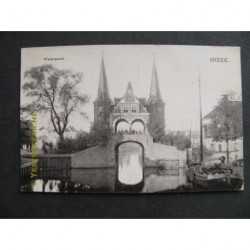 Sneek 1907 - Waterpoort