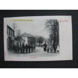 Groesbeek ca. 1900 - Dorpstraat