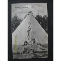Harskamp 1928 - kampidylle