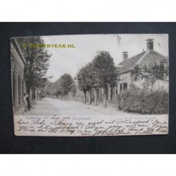 Nunspeet 1900 - Dorpstraat