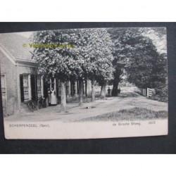 Scherpenzeel ca. 1900 - de Groote Steeg