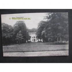 Scherpenzeel ca. 1910 - Huize Scherpenzeel