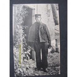 Veluwe ca. 1915 - Veluwse boer