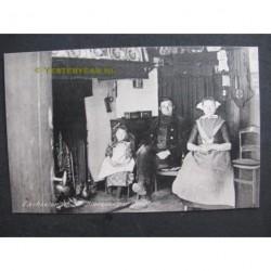 Vierhouten 1912 - Binnenkamer Boschhuis