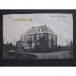 Haren 1917 - notarishuis