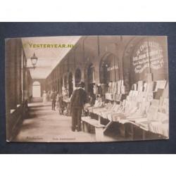 Amsterdam 1910 - Oude Manhuispoort - Boekhandel