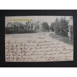 Bussum 1899 - Gudelalaan bij Fortlaan - voorloper