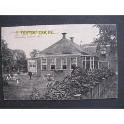 Zuidhorn 1919 - Hotel Welgelegen - koffiehuis-stalhouderij