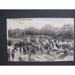 Schagen 1916 - Veemarkt