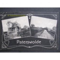 Paterawolde 1912 - groeten uit