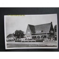 Maarheeze 1950 - Hotel restaurant Noord Brabant