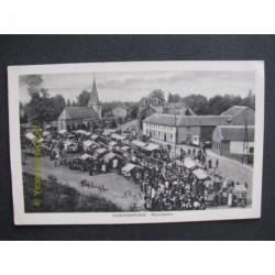 Hoensbroek 1925 - Marktplein