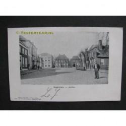 Aalten ca. 1900 - Marktplein