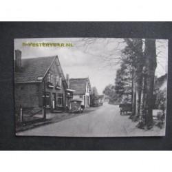 Beekbergen ca. 1925 - Dorpstraat