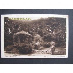 Zaltbommel 1916 - Plantsoen met muziektent