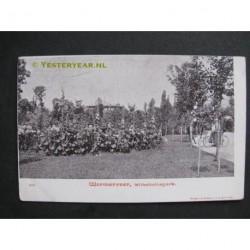 Wormerveer ca. 1900 - Wilhelminapark