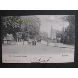 Overveen 1905 Tol - bij Haarlem