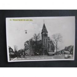 Hilversum 1938 - Eemnesserweg hoek Laarderweg
