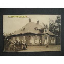 Wijk aan Zee ca. 1905 - Raadhuis