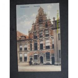 Deventer 1917 - Politiebureau - Grote Kerkhof