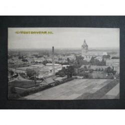 Oldenzaal 1917 - in vogelvluicht
