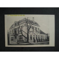 Ootmarsum 1917 - Hotel restaurant Tubantia