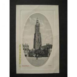 Amersfoort 1910 - kerk toren