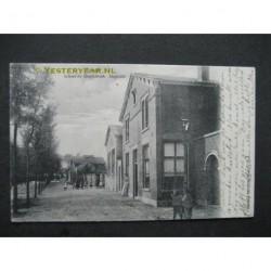 Vianen 1904 - School en Gasfabriek Hofplein