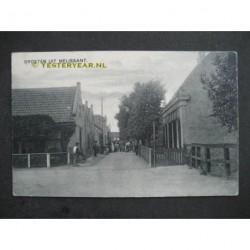 Melissant 1922 - dorpsstraat