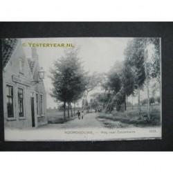 Noordgouwe ca. 1905 - weg naar Zonnemaire