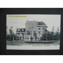Noordgouwe ca. 1905 - Heereweg Ziekenhuis