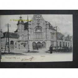 Vlissingen 1902 - Station