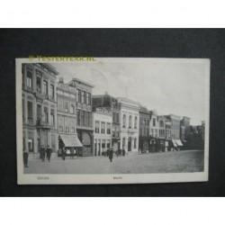 Gouda 1913 - Markt