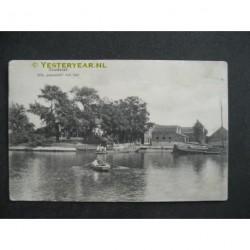 Gouderak 1914 - Villa IJsselzicht met Veer