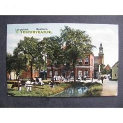 Lekkerkerk 1911 - Raadhuis