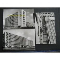 Rotterdam 1960 - Dijkzigt Ziekenhuis - 3 stuks