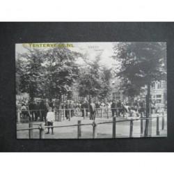 Sneek 1910 - Veemarkt