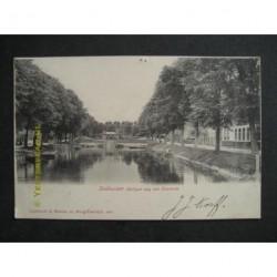 Enkhuizen ca. 1905 - Heiligen weg met Overtoom