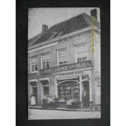 Sluis ca. 1900 - Tearoom Wemaer de Groote