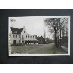 Appingedam 1955 - Stationstraat