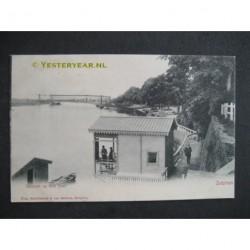 Zutphen 1904 - gezicht op den IJssel
